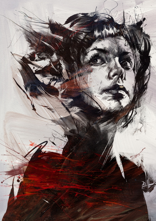 digitally assembled paintings by russ mills 3