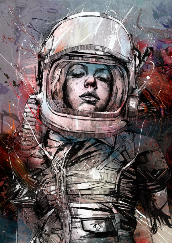 digitally assembled paintings by russ mills 4