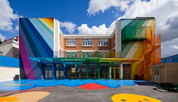 ecole maternelle pajol paris france school 2