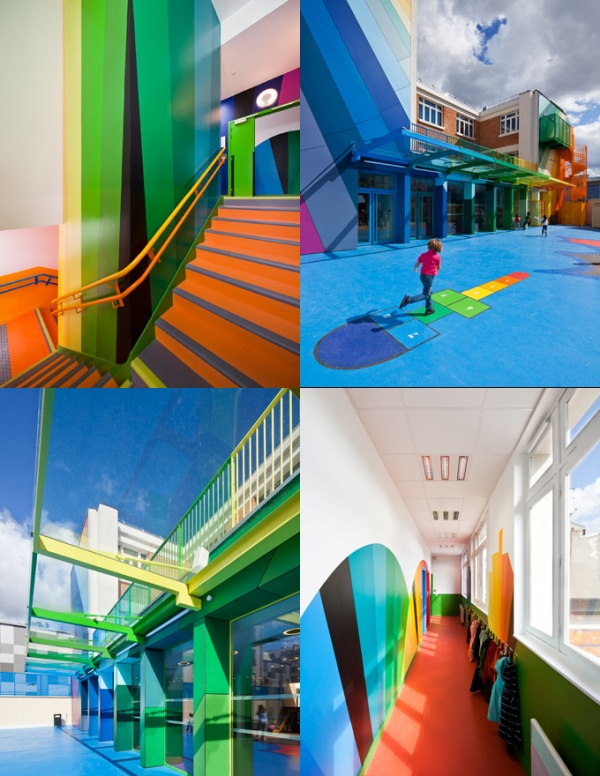 ecole maternelle pajol paris france school 3