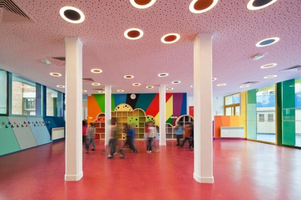ecole maternelle pajol paris france school 4