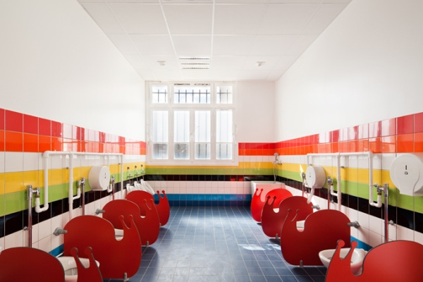 ecole maternelle pajol paris france school 5
