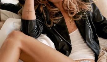 Erin Wasson for S Moda Magazine