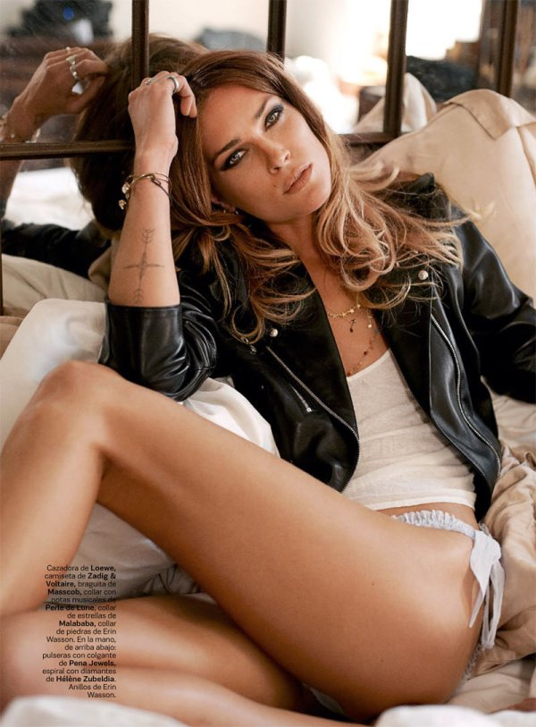 erin wasson june issue s moda magazine 6 Erin Wasson for S Moda Magazine