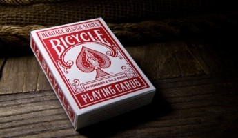 Bicycle Playing Cards Heritage Series