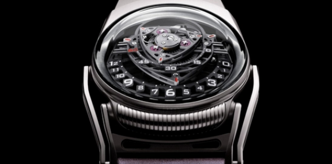 The Experiment ZR012 Watch By C3H5N3O9