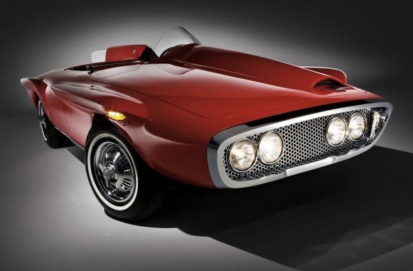 1960 plymouth XNR concept 10 1960 Plymouth XNR Concept Car
