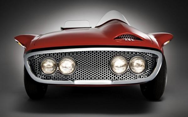 1960 plymouth XNR concept 11 1960 Plymouth XNR Concept Car