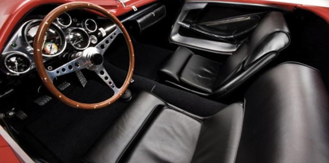 1960 Plymouth XNR Concept Car