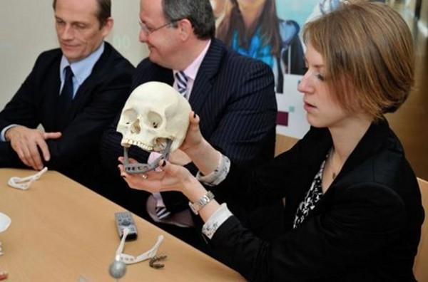 3D Printed Bones 3