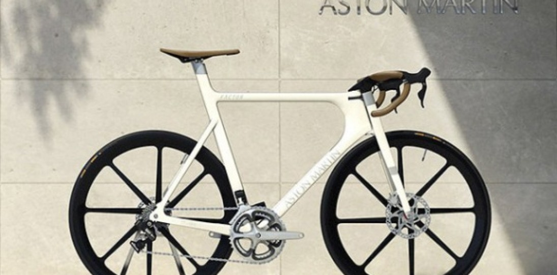 Aston Martin Limited Edition ONE-77 Factor Road Bike