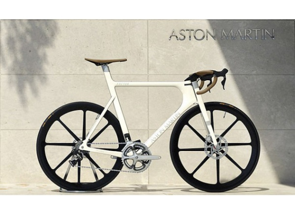 Aston Martin Factor limited edition one 77 factor cycle 3 Aston Martin Limited Edition ONE 77 Factor Road Bike