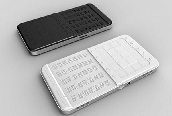 Braille Smartphone 2