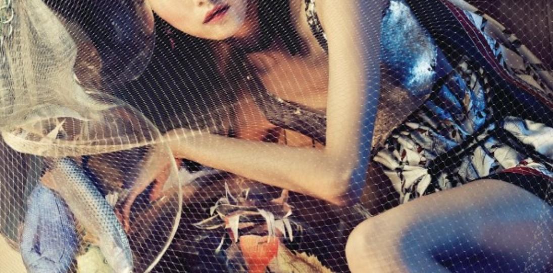 One Dream by Bosung Kim for Vogue Korea