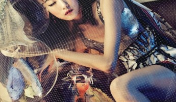 One Dream by Bosung Kim for Vogue Korea