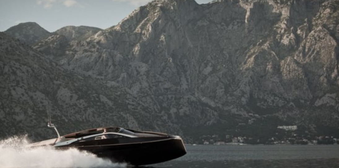 Antagonist Luxury Yacht by Art of Kinetik