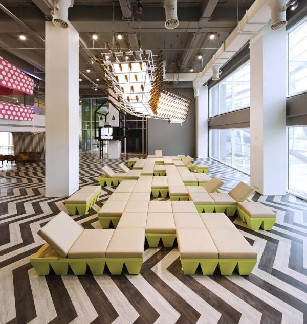 bu lounge by supermachine studio architecture 6