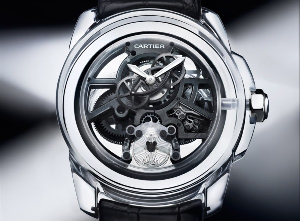 cartier id two concept watch 1 The ID Two Cartier Concept Watch