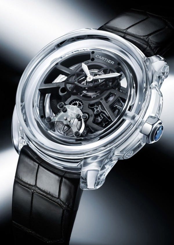 cartier id two concept watch 2 The ID Two Cartier Concept Watch