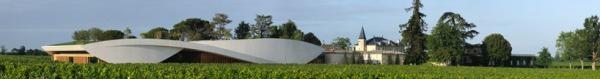 christian de portzamparc chateau chevel blanc winery architecture 3