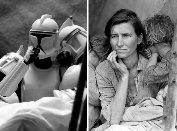 david eger starwars famous photo recreations 6