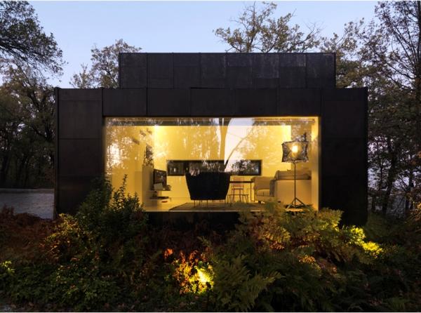enrico iascone architects bologna guest house 3