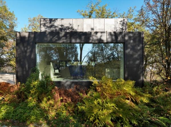enrico iascone architects bologna guest house 4