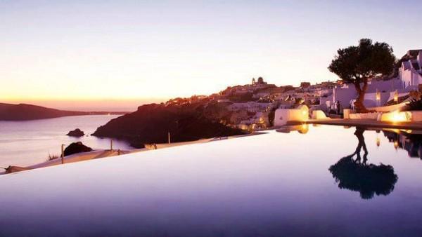 hotel kirini at santorini greece architecture travel 1 Hotel Kirini in Santorini, Greece
