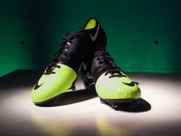 nike gs green speed sustainable soccer boot by andy caine 1