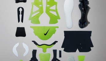 Nike Green Speed Sustainable Soccer Boot by Andy Caine