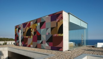 Outdoor Wall Paper by Wall & Deco