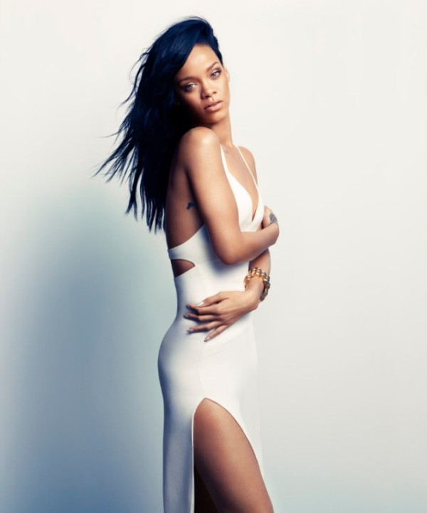rihanna by camilla akrans for harpers bazaar united states august 2012 photography 4