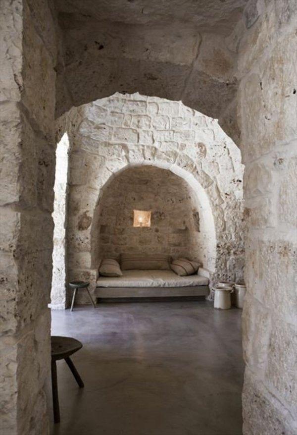 saracen trullo in ostuni by luca sanaroli architecture 17