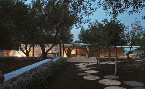 saracen trullo in ostuni by luca sanaroli architecture 2 Saracen Trullo Building by Luca Zanaroli