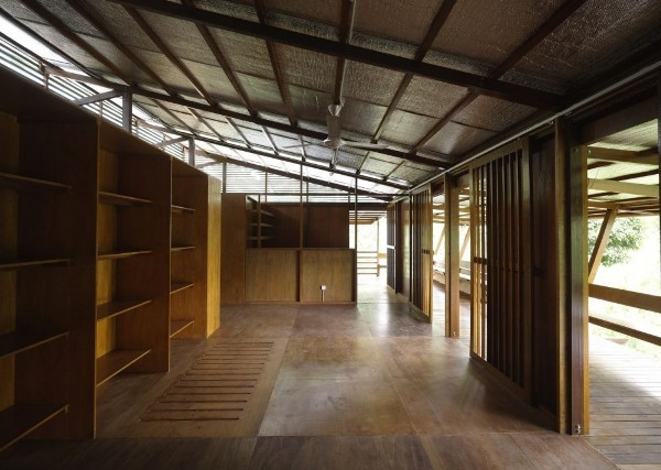shelter at rainforest malaysia by marra and yeh architects 12 Malaysia Rainforest Shelter by Marra + Yeh
