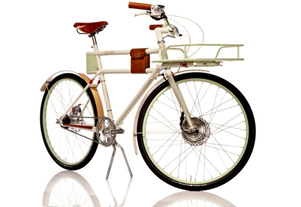 ultimate electric propelled utility bicycle faraday porteur bikes 1 Faraday Porteur Electric Utility Bicycles