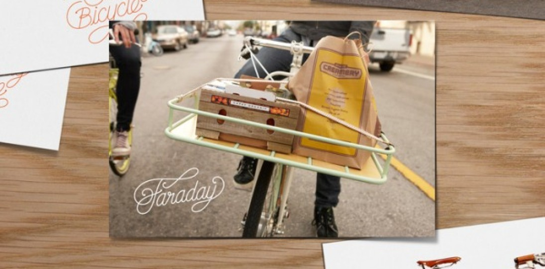 Faraday Porteur Electric Utility Bicycles