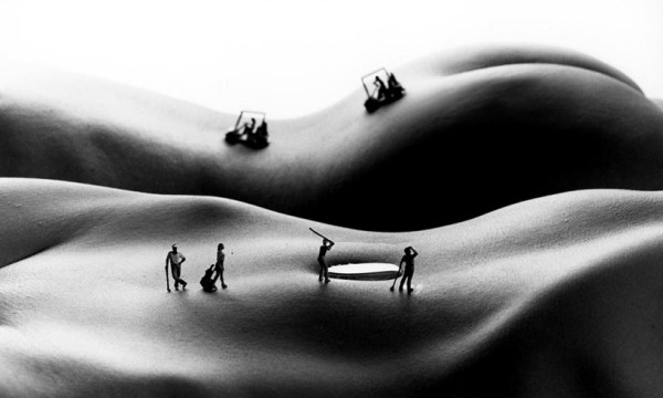 15 Body Scapes by Allan Teger