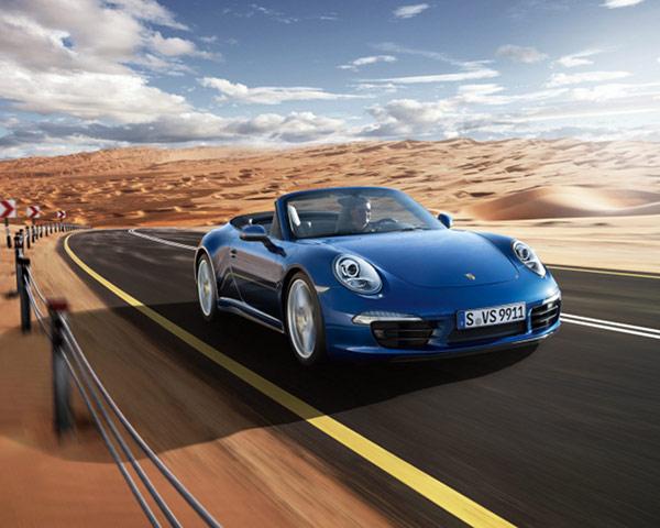 2013 Porsche Carrera 4 3