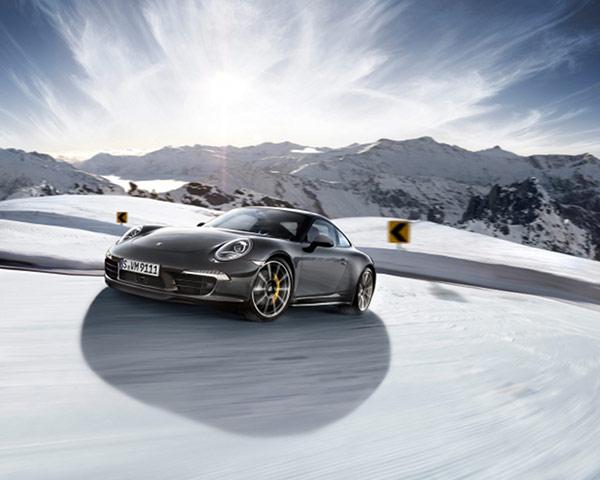 2013 Porsche Carrera 4 5