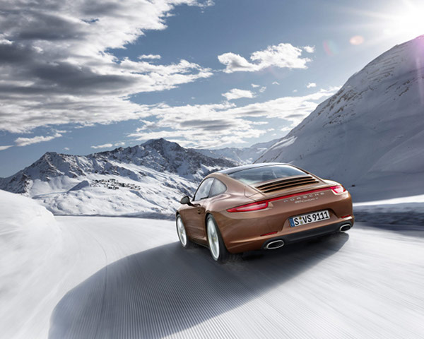2013 Porsche Carrera 4 7