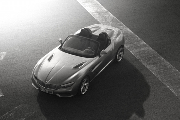 BMW Zagato Roadster 5 BMW Zagato Roadster