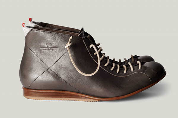 Hard Graft Shoes – Mens Low Boot – 1