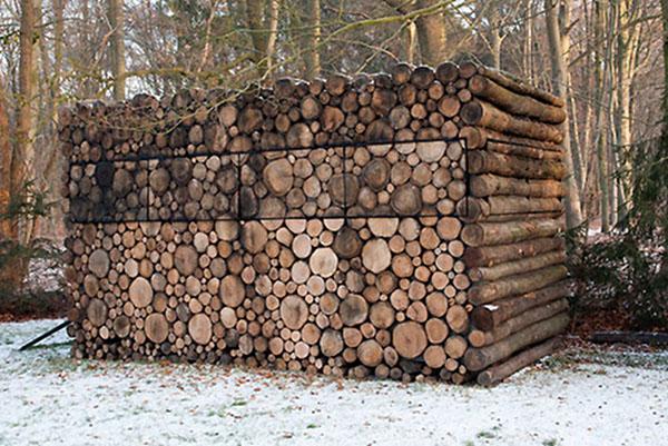 Log Cabin Office 2