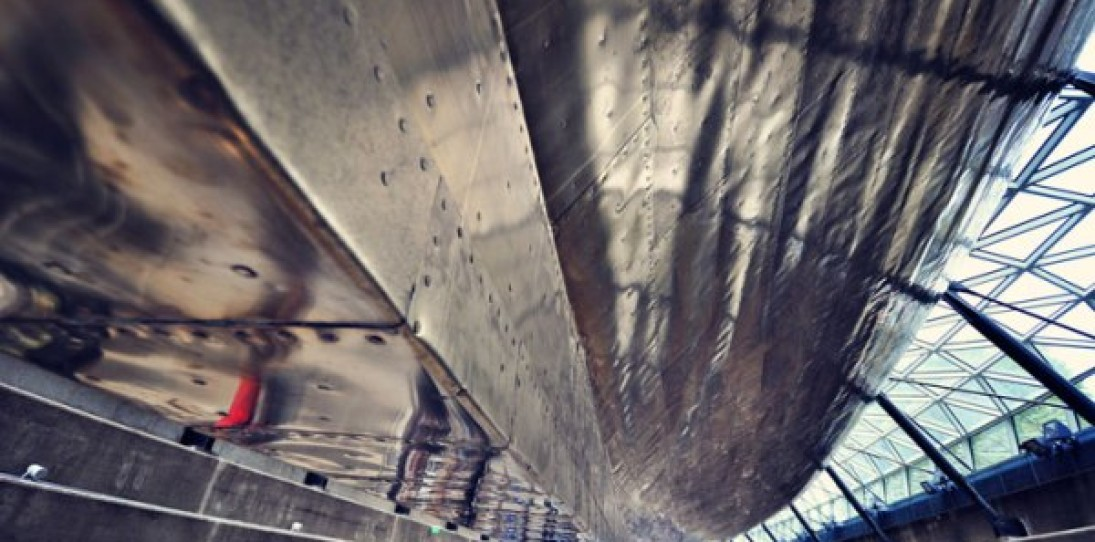 Cutty Sark Conservation Project