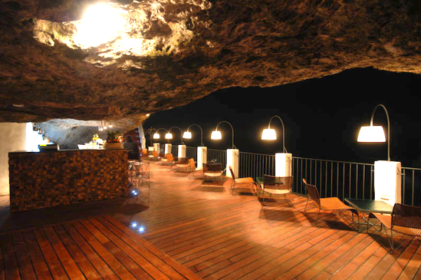 The-Summer-Sea Cave-Restaurant- Southern Italy-Eco Architecture 3