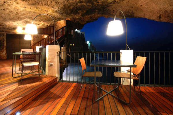 The-Summer-Sea Cave-Restaurant- Southern Italy-Eco Architecture 4