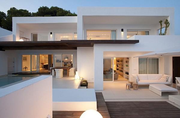dupli dos ibiza spain villa modern architecture 1 Dupli Dos House in Ibiza, Spain