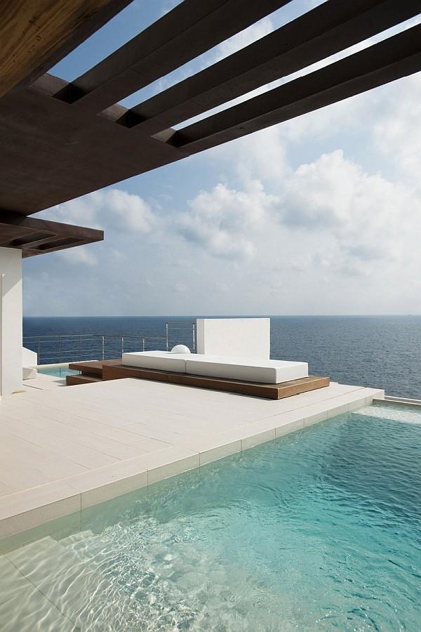 dupli dos ibiza spain villa modern architecture 2 Dupli Dos House in Ibiza, Spain