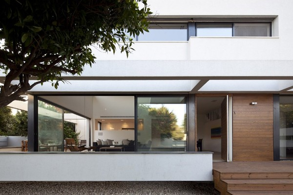 g house by paz gersh architects in ramat hasharon israel 1
